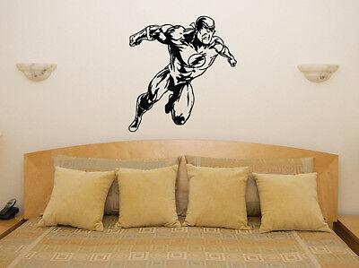 Flash DC Die Liga der Gerechten Superheld Charakter Wanddekoration (Flash Der Superheld)
