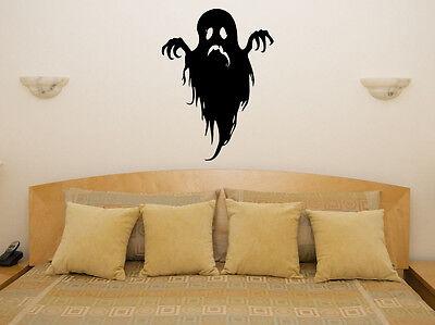 Fantasmas Para Halloween (Fantasma Spooky Miedo Boo Halloween Adhesivo para Dormitorio Pared)
