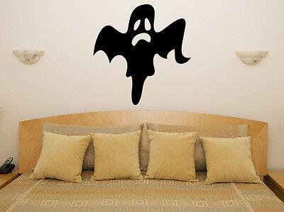 Fantasma Espeluznante Miedo Boo Halloween Adhesivo para Dormitorio Pared Cuadro