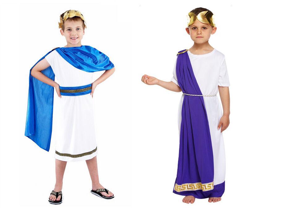 Костюм греческих богов своими руками 16