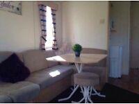 3 bedroom caravan for hire at craigtara ayr
