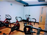 Commercial Spin Bikes for sale £100 each or £600 for job lot