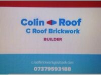 C Roof Brickwork. All work undertaken, call for a free quote!