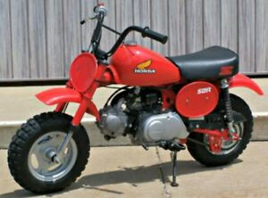 mint*** honda z50 R for sale ! 2000$ obo