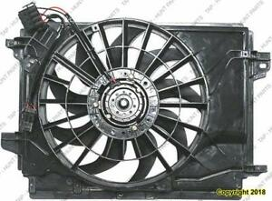 Cooling Fan Assembly Chevrolet Corvette 2005-2013