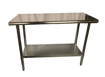 Commercial Stainless Steel Food Prep Work Table 15 X 24 - Nsf