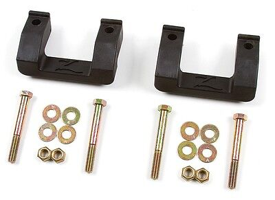 """1 - NEW ZONE OFFROAD C1200 2"""" 07-16 Chevy/GMC 1500 Pickup 4WD"""