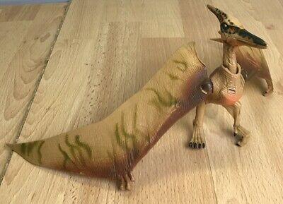 Vintage Jurassic Park 3 Pteranodon Re Ak At Ak Action Figure Toy JP III Hasbro