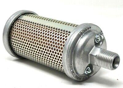Alwitco M05 Item 0111005 Air Muffler 12 Mpt 125 Psi Max Pressure Usa
