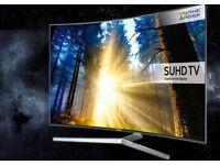 "WANTED : SAMSUNG 65"" TELEVISION : MODEL UE65KS9000 OR UE65KS8000. CASH WAITING"