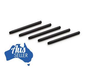 Nibs for Wacom Bamboo, Intuos, Cintiq Black Standard Pen Nibs  (5pcs)