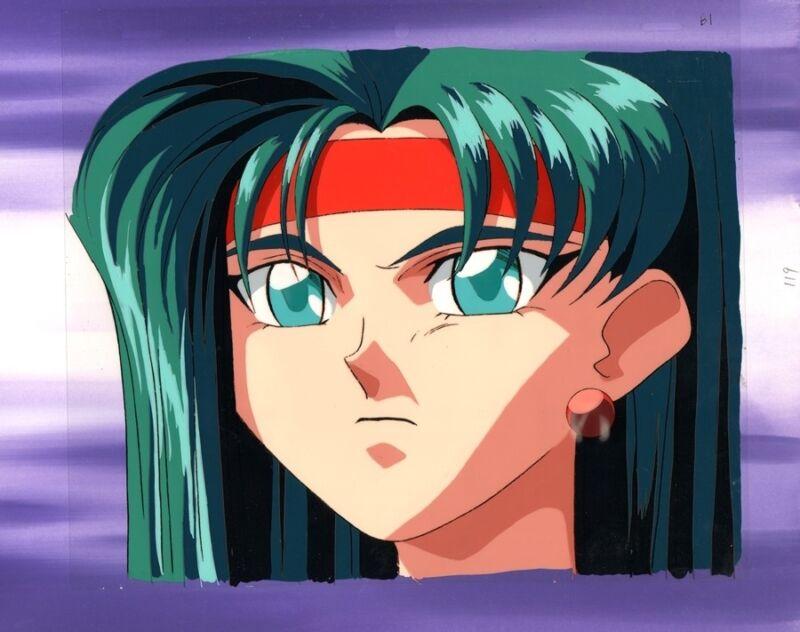 Anime Cel Tenchi #352