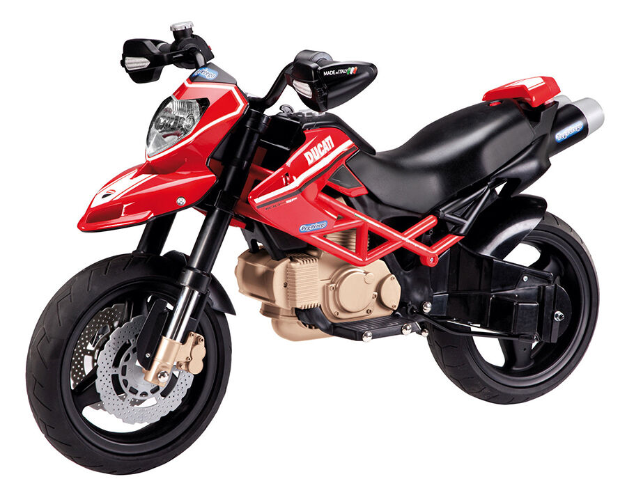 Best Toy Bike: Ducati Monster Hypermotard