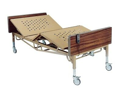 New Drive Medical Heavy Duty Bariatric Full Electric Hospital Bed - 1000 Pounds