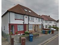 Modern 1 bedroom flat with garden and off street parking to rent on Churchill Road, Edgware, HA8 6NY