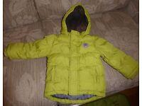 Warm (Boys) Winter Coat 2 - 3 Years
