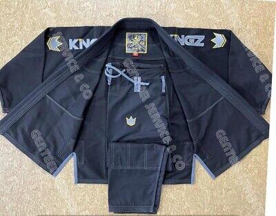 Kingz brazilian jiu jitsu uniform Best bjj gis Unisex A2 size Branded bjj kimono