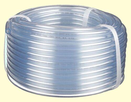 Clear Plastic Tubing 100