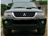 Mitsubishi shogun sport 2.5TD