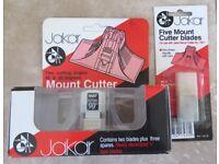 Jakar Mount Cutter + Extra Cutters