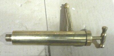 THORNYCROFT ENGINES TYPE 152  OIL PUMP 54007802