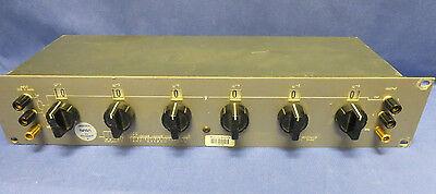 Esi Rv622a Decade Voltage Divider - 30 Day Warranty