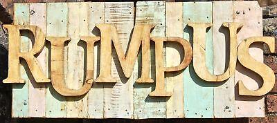 RUMPUS IN THE PARK