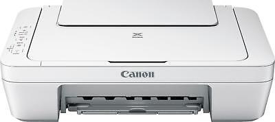 Canon - PIXMA MG2522 All-In-One Printer - White