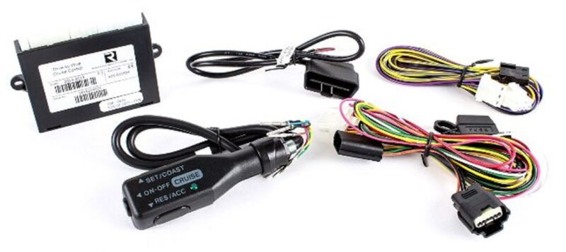 Complete Cruise Control Kit Chevy Sonic 250-9618