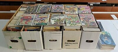 1500+ Copper HI GRADE DC MARVEL Comic Lot Suicide Squad 1 Punisher 1 X-Men 282
