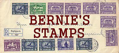 Bernie's Stamps