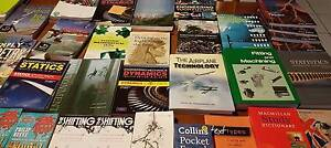 Collection of Textbooks - Pick Up Only Brookwater Ipswich City Preview