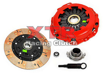 XTR DUAL-FRICTION CLUTCH KIT for 2002-2005 SUBARU IMPREZA WRX 2.0L - Dual Friction Clutch Kit