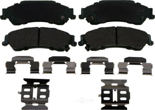 Disc Brake Pad Set-Posi 1 Tech Ceramic Front Autopart Intl 1412-639444
