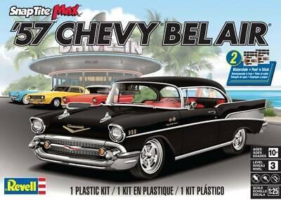 Revell '57 Chevy Bel Air Bausatz Model Kit 1:25 Art. 85-1529 US-Car