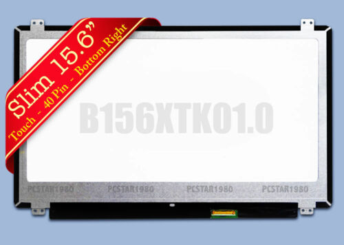 TOUCH Screen Assembly For HP PAVILION 15-AB 15-AB110NR 813109-001 B156XTK01.0