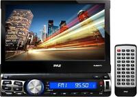 PYLE® PLRNV71 HEAD UNIT (Brand New)  RATED AS ONE OF THE TOP 10 CAR STEREOS WITH EVERY POSSIBLE FEATURE INCLUDING GPS