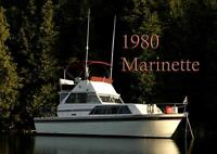 Marinette For Sale-new engines