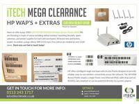 HP Waps - Inc Extras - Free UK Postage - Liquidation Sale!
