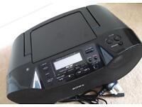 SONY ZS RS 70BTB DAB Radio Bluetooth