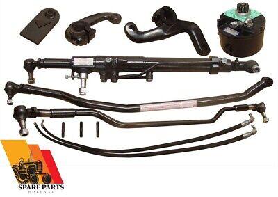 Power Steering Conversion Kit Mf 135 - 3 Cylinder Swept Axle Perkins Diesel