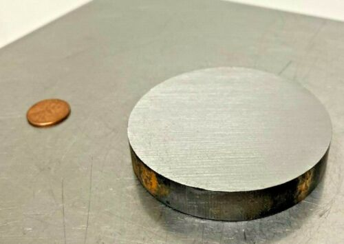 "1/2"" Steel Plate, Disk, 3"" Diameter, 1/2"" thick 1018 Steel, Round, Circle"
