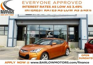 2013 Hyundai Veloster *EVERYONE APPROVED* APPLY NOW DRIVE NOW.