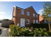 3 Bed Semi Detached (New Build) Frizington. PETS CONSIDERED*