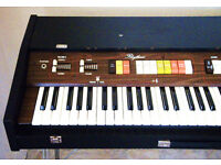 Viscount Intercontinental VS20 Organ 1970s Vintage Synth Keyboard & Stand. Vox, Jen, Farfisa Related