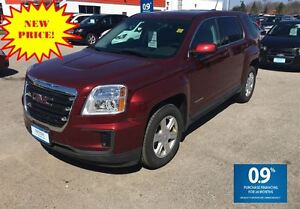 2016 GMC Terrain NEW PRICE!!! ~ AWD ~ GORGEOUS COLOUR!!!