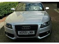 2010 Audi A5 Convertible TFSI 2.0 S Line Automatic