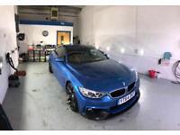 BMW 430D M SPORT COUPE 2014 3.0