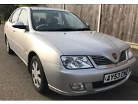 Automatic 2003 Proton Impian X auto full leather interior 10 months MOT, 1584 CC, air condition