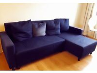 SOFA BED in great condition and super comfortable!!!